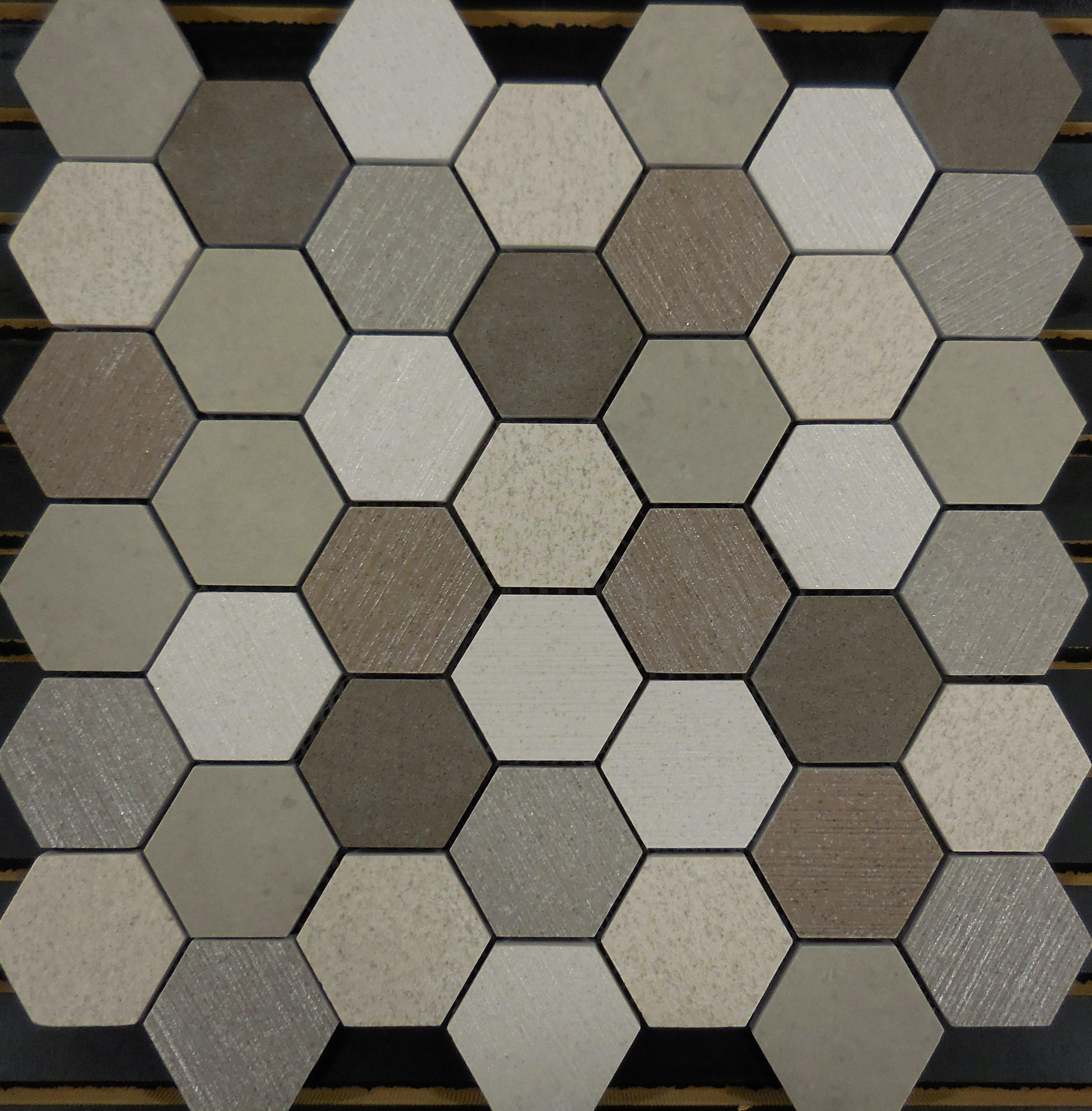 single hexagon tiles - HD2755×2804